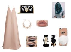 """""""Untitled #65"""" by ashlyn-burchette on Polyvore featuring Valentino, Nine West and Jimmy Choo"""