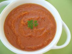 Albion Cooks: Roasted Red Pepper & Red Lentil Soup