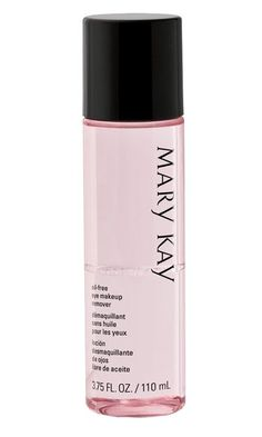 Mary Kay Oil free eye make up remover Gently removes eye make up, including waterproof Mascara without tugging or pulling the delicate skin in the eye area . Formula does not leave skin grease. Mary Kay Other Best Makeup Remover Wipes, Oil Free Makeup Remover, Eye Make-up Remover, Make Up Remover, Mary Kay Makeup Remover, Order To Apply Makeup, Rosé Hair, Mary Kay At Play, Make Up Brush