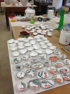 Mary-Lou Pittard's dishes