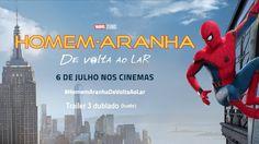 Homem-Aranha: De Volta Ao Lar | Trailer 3 Dublado HueBR | 6 de julho nos...