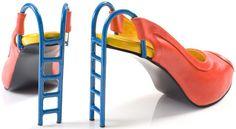 slide shoes!