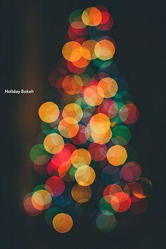 Silent Night  #bokeh #Christmas #Photography