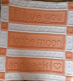 Ravelry: MOON blanket pattern by Jody Pyott