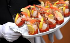 Wedding appetizers ideas