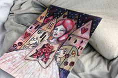 ladywithroses-Tamara Laport