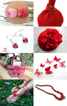 Red by Meg on Etsy--Pinned with TreasuryPin.com