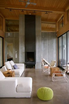 koinek-w-salonie-domu-w-wersji-modern-nowoczesny-pomysly-aranżacje-12 - Architekt o Architekturze i wyjątkowych projektach.