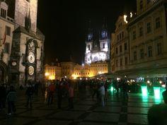 Prag in October 14