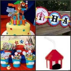 kids carnival birthday party - Bing Images