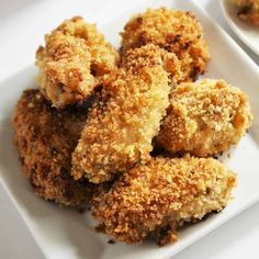 Tender, succulent little wings baked in a zesty mayo-mustard coating with a punch of panko crunch.