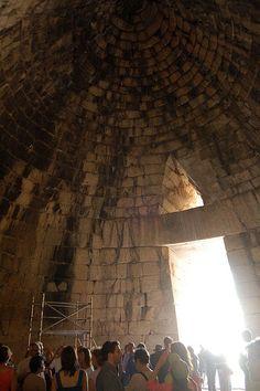 """Mycenae - Ruins - """"Beehive Tomb"""""""