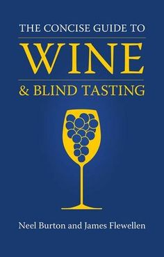 The Concise Guide to Wine and Blind Tasting * You can get more details by clicking on the image. (This is an affiliate link)