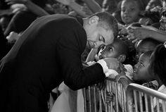 """the baby whisperer"" president obama with children - Bing Images"