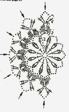 Album Archive - Jön a húsvét Crochet Snowflake Pattern, Crochet Earrings Pattern, Easter Crochet Patterns, Crochet Kids Hats, Crochet Snowflakes, Crochet Motif, Crochet Doilies, Crochet Stars, Crochet Christmas Trees