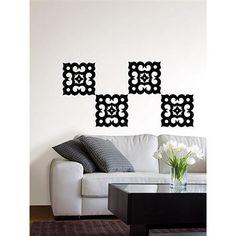 WallPops Casbah Room Panels #walldecals  #wallart  #peelandstick  #WallPops  #wallstickers  #decor  #DIY  #decorating