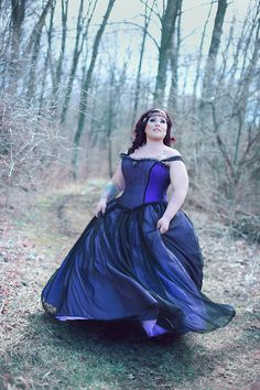 kmkdesignsllcclothing:  Photo by WinterWolf Studios Make-up by Ruby's Traveling Beauty Show Model Becky Dress by KMKDesigns  https://www.etsy.com/listing/129661800/princess-fairytale-wedding-dress-lovely?ref=shop_home_feat