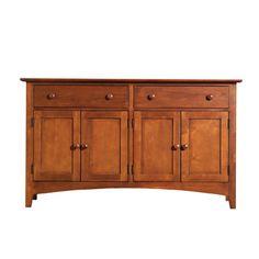 Kincaid Furniture 43 090 Sideboard Buffet Server Table Dining