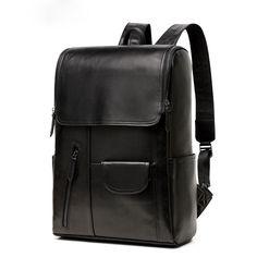 Sac à dos de voyage de grande qualité pour les hommes adapté pour ordinateur portable 15 pouces [VL10506] - €112.05 : Towido.com, sac en cuir pas cher