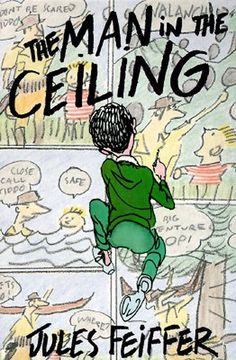 A disappointment to his father, a daydreamer in the classroom, and a failure on the ball field, Jimmy Jibbett decides that he is a flop as a boy.  He finds comfort, however, in his conviction that he will one day be a great cartoonist.
