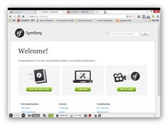 Building a Web App With Symfony 2: Bootstrapping