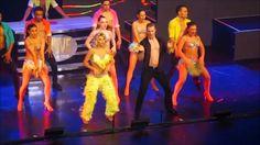 DWTS's  Derek & Julianne Hough  (Move Live on Tour)  Hi-Lites  Nashville...