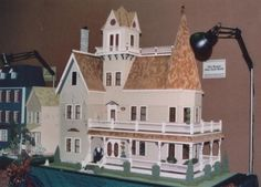 Shyla Rae Victorian Dollhouse by The House That Jack Built