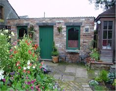 Want to find out about firewood shed plans? Then this is definitely the right place! Brick Shed, Brick Garden, Garden Gates, Allotment Shed, Firewood Shed, Shed Doors, Wooden Sheds, Garden Studio, Diy Shed