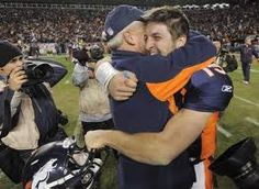 John Fox & Tim Tebow