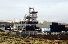 Geothermal Plant Waste CO2 Converted to Methanol to Power Cars