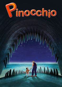 Pinocchio (2012) - This new animated version of the beloved story tells of a lonely woodworker, Gepetto, whose puppet Pinocchio is brought to life by the tooth fairy.