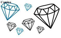 flash diamonds tattoo designs - Google Search
