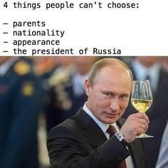 "14 Russian Memes That'll Make You Want To Put On Best Track Suit - Funny memes that ""GET IT"" and want you to too. Get the latest funniest memes and keep up what is going on in the meme-o-sphere. Memes Humor, Funny Memes, True Memes, Humor Videos, Lol, Best Funny Pictures, Funny Photos, President Of Russia, Russian Memes"