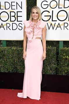 Carrie Underwood - Golden Globes 2017