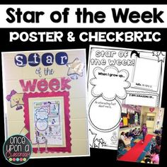 Star of the Week Kit FREEBIE!