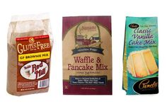 """Just in time for holiday baking - """"The Ultimate Guide to Gluten Free Baking Mixes!"""" #glutenfree #baking #holidays"""