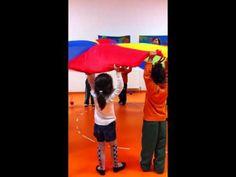 Ders Orff Deniz Topu Zıpla Dur Çocuk Şarkısı Şarkı Sözü (Orff Eğitimi Şarkı Oyun Öğretisi) - YouTube