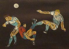 """Buenos Aires Fine Arts inaugura """"Fútbol, pasión de multitudes"""""""