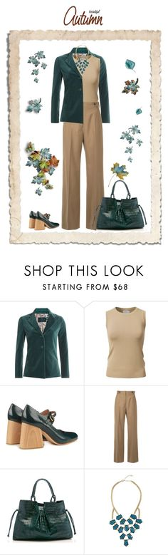 """Untitled #1855"" by milliemarie ❤ liked on Polyvore featuring Etro, Marni, Cyclas, Nancy Gonzalez and GUESS by Marciano"