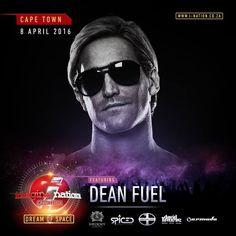 Second support act announced for #ImagineNation... welcome @DeanFUEL! Get your tickets Shimmy Beach Club: http://www.i-nation.co.za