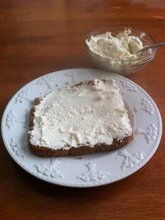 Cómo hacer un queso crema de almendras totalmente natural - Almond cream cheese