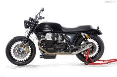 Moto Guzzi V12 by Radical Guzzi