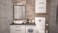 Apartment bathroom simply beautiful by bathroom makeover on a budget Vintage Bathrooms, Trendy Bathroom, Bathroom Tile Diy, Decor Interior Design, Guest Bathroom Small, Apartment Bathroom, Bathroom Interior, Modern Bathroom, Office Interior Design