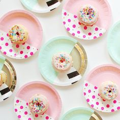 Flamingo Dots Small Cake Plate – Shop Sweet Lulu