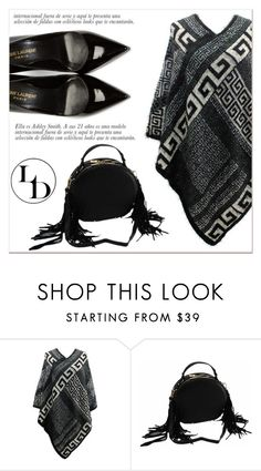 """""""# I/24  Luxury Divas"""" by lucky-1990 ❤ liked on Polyvore featuring Yves Saint Laurent and LUXURYDIVAS"""