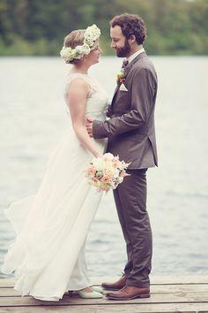 Romantische DIY-Vintage-Hochzeit von http://einblick.in auf http://www.lieschen-heiratet.de
