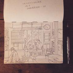 边边Cafe Shop