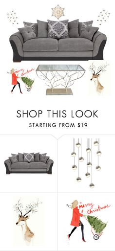 """""""Hula-hoop"""" by shikha24 ❤ liked on Polyvore featuring interior, interiors, interior design, home, home decor, interior decorating, Sonneman and GE"""