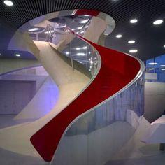 barandas originales en escaleras caracol - Buscar con Google