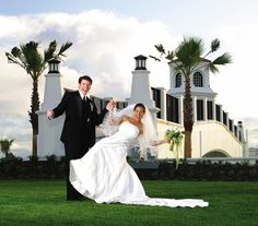 Wedding at the Hyatt Regency Resort and Spa, Huntington Beach
